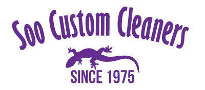 Soo Custom Cleaners Logo