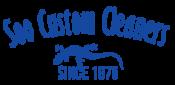 Soo Custom Cleaners Logo